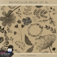 Watercolor Brush Kit #5