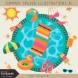 Summer Splash Illustration Kit #1