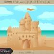 Summer Splash Illustrations Kit #4