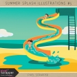 Summer Splash Illustrations Kit #5