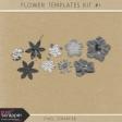 Flowers Kit #1 (Templates)