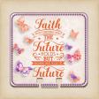 Faith Dex Cards Butterflies