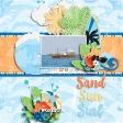 Sand Sun Surf