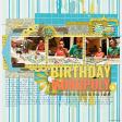 Birthday Monopoly