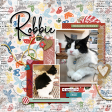 All About Family - Letter R - Robbie