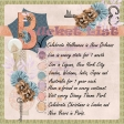 All About the ABC Letter B