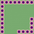 2021 October challenge, geometric pattern #2