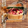 Autumn Days (apples)