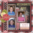 My Favorite Boys 2 (jdunn)