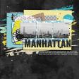 Layout Templates Kit #70 - Manhattan