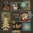 Nativity display (All that glitters)