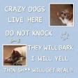 Crazy Alfie and Belle