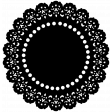 Doily Shape - Template 06