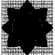 Doily Shape - Template 15