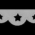 Star Border Template