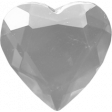 Spookalicious - Element Templates - Heart Gem