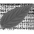 Spookalicious - Element Templates - Leaf 01