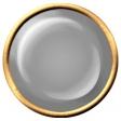Brad Set #2 - Med Circle - Gold