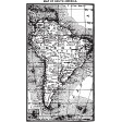 Map Stamp 005 Template