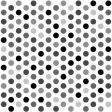 Polka Dots 21 - Paper Template