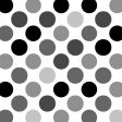 Polka Dots 44 - Paper Template