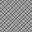Plaid 34 - Paper Template - Single Color/Diagonal
