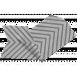 Folded Chevron Tape Template