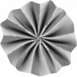 Accordion Flower Template 006