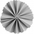Accordion Flower Template 009