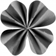 Accordion Flower Template 016