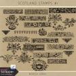 Scotland Stamps Kit #1