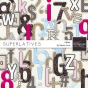 Superlatives Alphas Kit