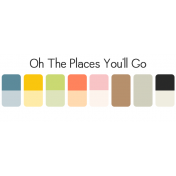 Oh the Places You'll Go image