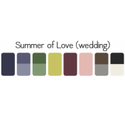 Summer of Love (wedding) image