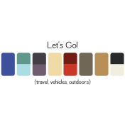 Let's Go! (travel, vehicles, outdoors) image