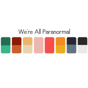 We're All Paranormal image
