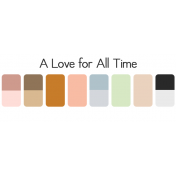 A Love For All Time image