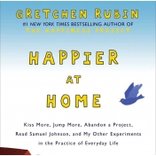 Happier at Home by Gretchen Rubin image