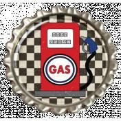 Speed Zone Elements Kit- Gas Tank Bottle Cap