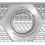 Speed Zone- Silver Nut