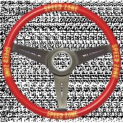 Speed Zone Elements Kit- Steering Wheel
