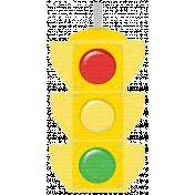 Speed Zone Elements Kit- Traffic Light