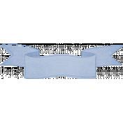 My Baptism- Blue Banner