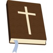 My Baptism- Brown Bible