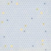 My Baptism - Honeycomb Paper
