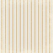 My Baptism- Striped Paper