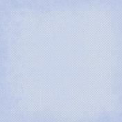 My Baptism - Blue Dot Paper