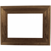 Turkey Time- Wood Frame