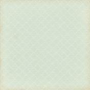 Vintage- November Blogtrain Elegant Teal Paper