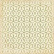 Vintage- November Blogtrain Floral Paper 02